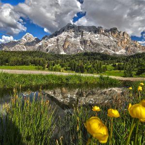 Wandern in La Val/Wengen ©-TV-La-Val