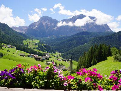 Naturpark Fanes-Sennes-Prags - La Val