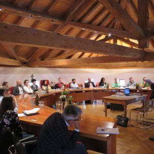 Seminarraum des V Wanderdorfsymposiums (c) Karmen Nahberger
