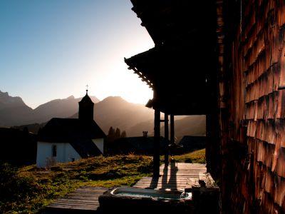 Lech Zuers am Arlberg