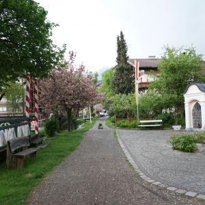 Seeboden am Millstätter See, Dorfspaziergang, (c)Karmen Nahberger