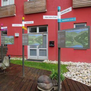 Döbriach, Wanderstartplatz, (c) Karmen Nahberger